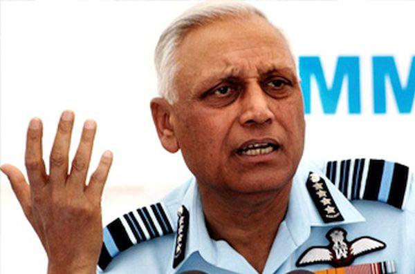 Air Force Chief Sashi Tyagi Chopper Scam