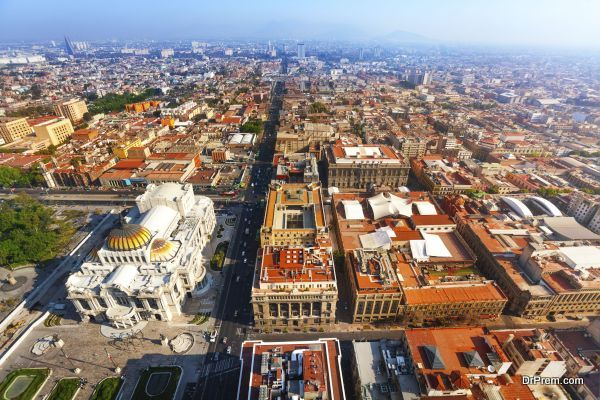 Ciudad de Mexico (Mexico City), Mexico