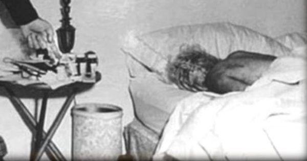 Marilyn Monroe's suicide
