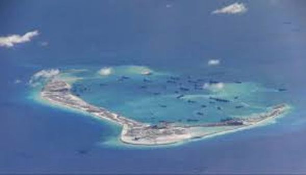 China's Claims over the South Sea (2)