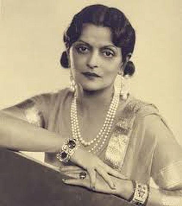 Maharani Indira Devi