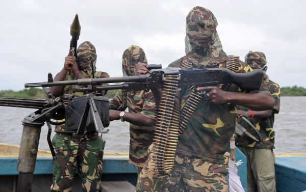 militant group Niger Delta Avengers