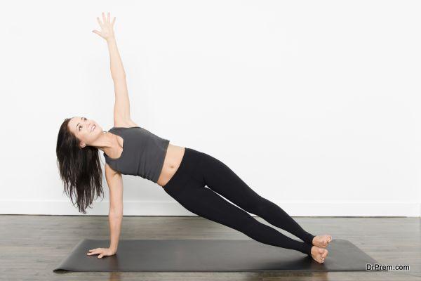 Yoga Series - Side Plank