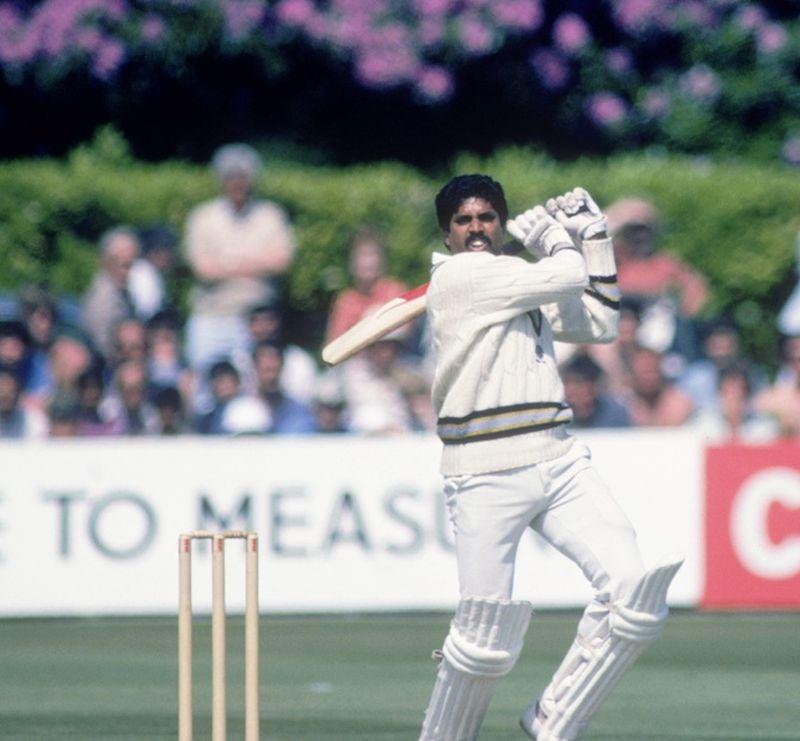 Kapil Dev's 175 from 138 balls