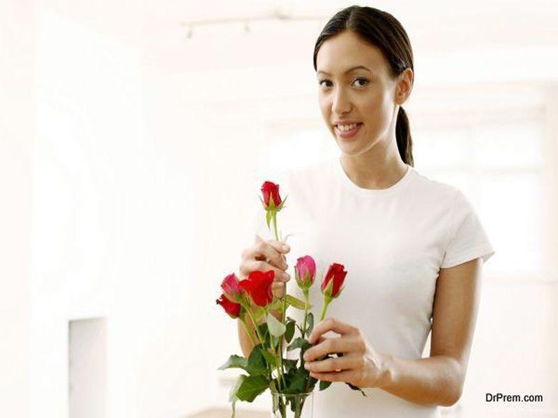 Ordering Flowers
