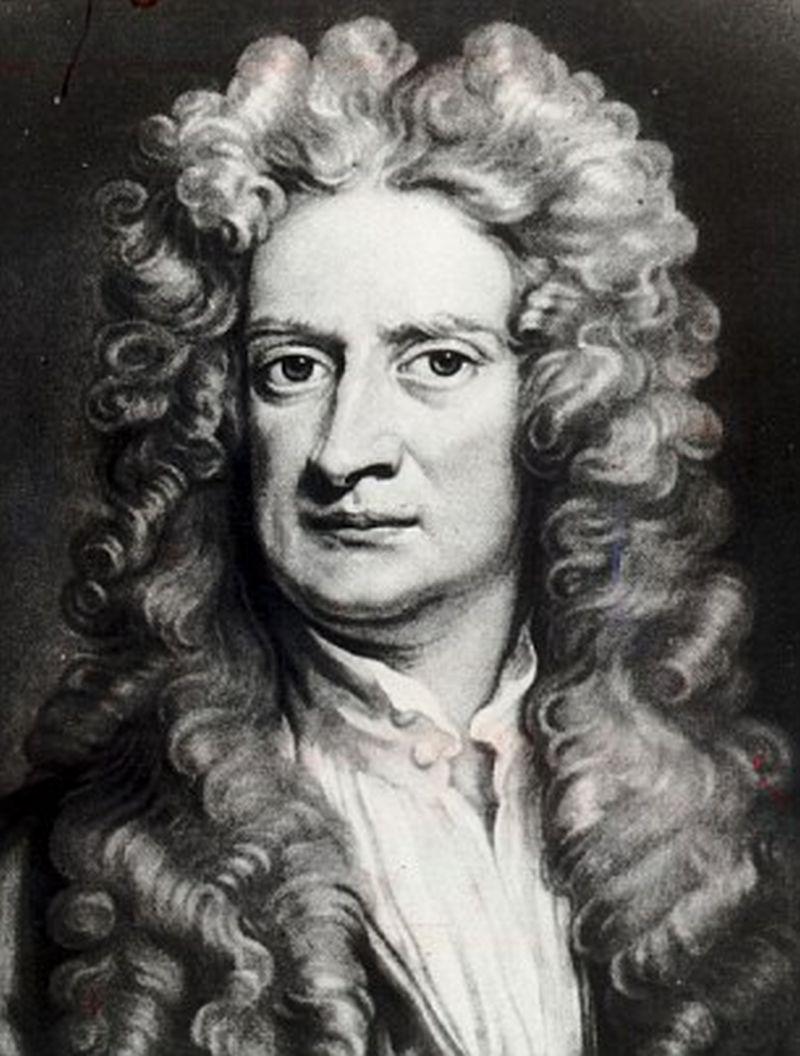Isaac Newton physicist