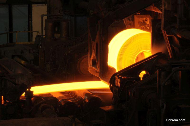 Steel scandal