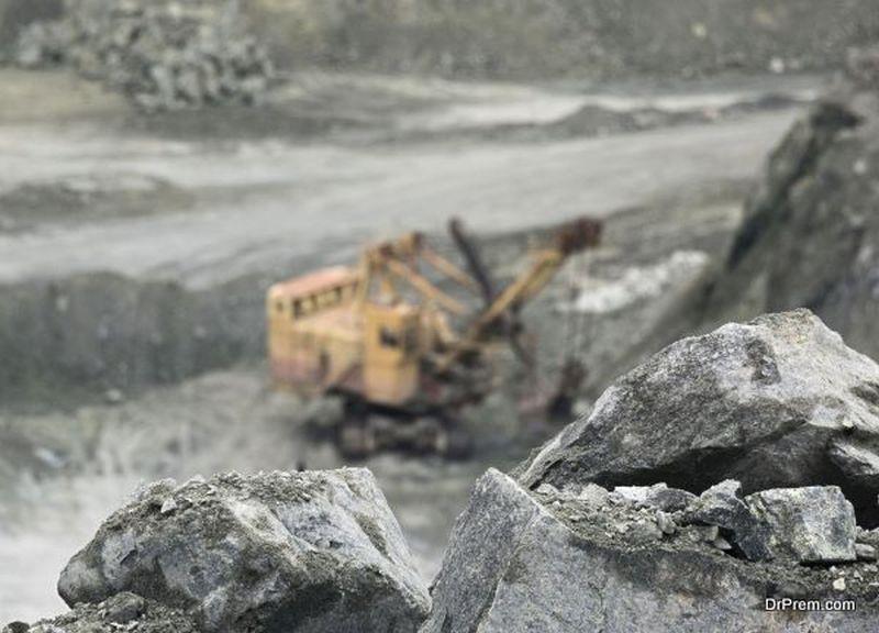 asbestos mines
