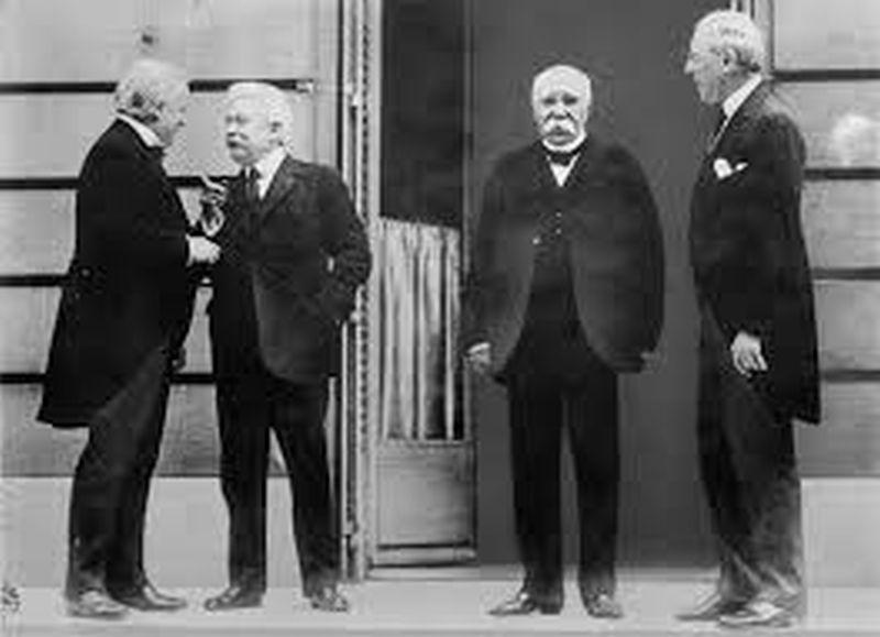 Treaty of Versailles