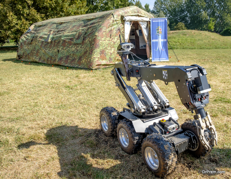 Robots-used-in-military.