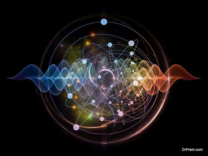 The quantum physics theory