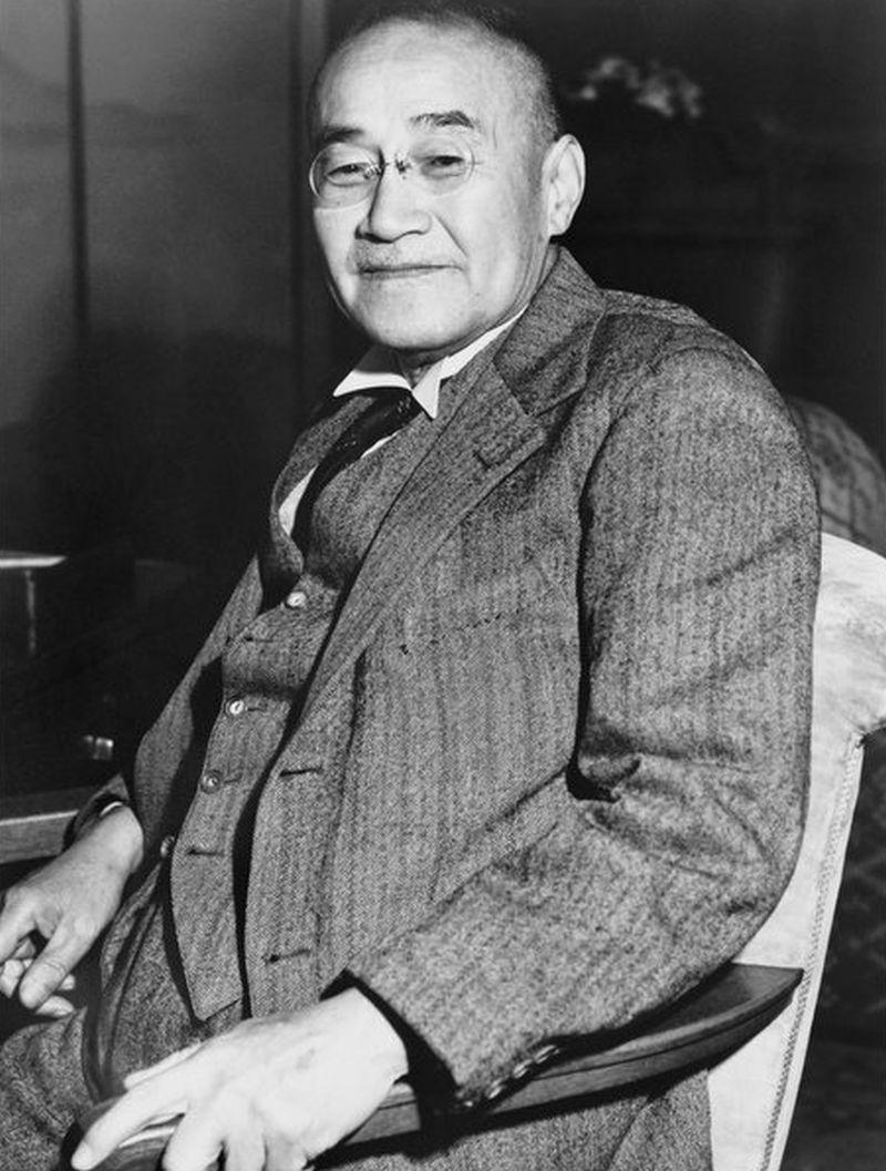 Prime Minister Shigeru Yoshida