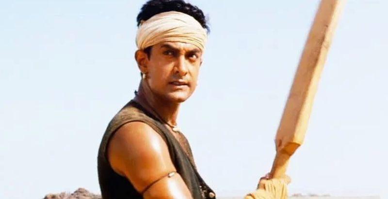 Aamir Khan's Lagaan