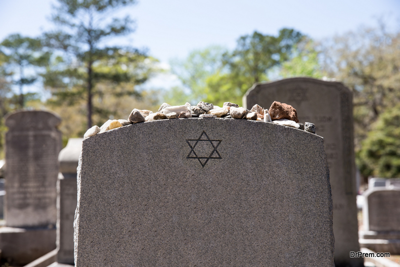The Jews do not look at death as a tragedy
