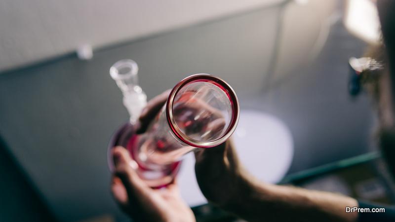 Clean Glassware is Happy Glassware