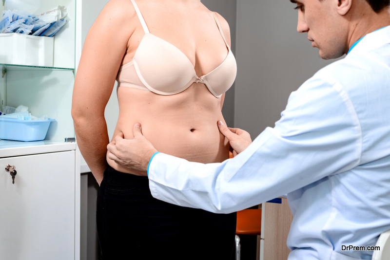 plastic surgery to tighten stomach skin and muscles