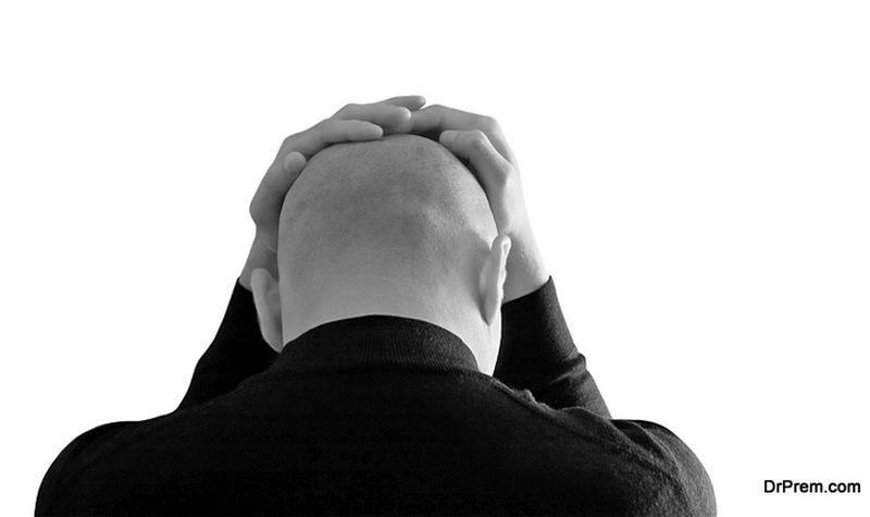 baldness-depression