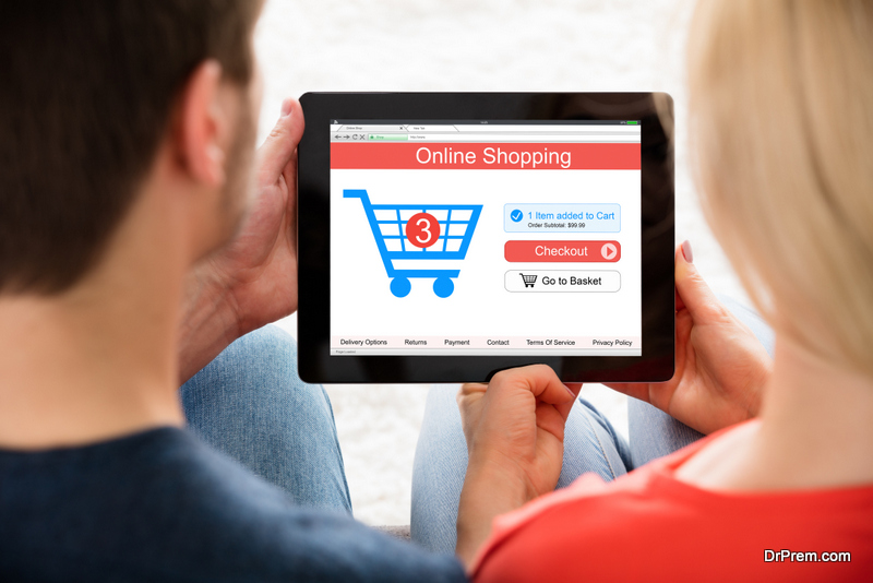 Be Safe While Shopping Online