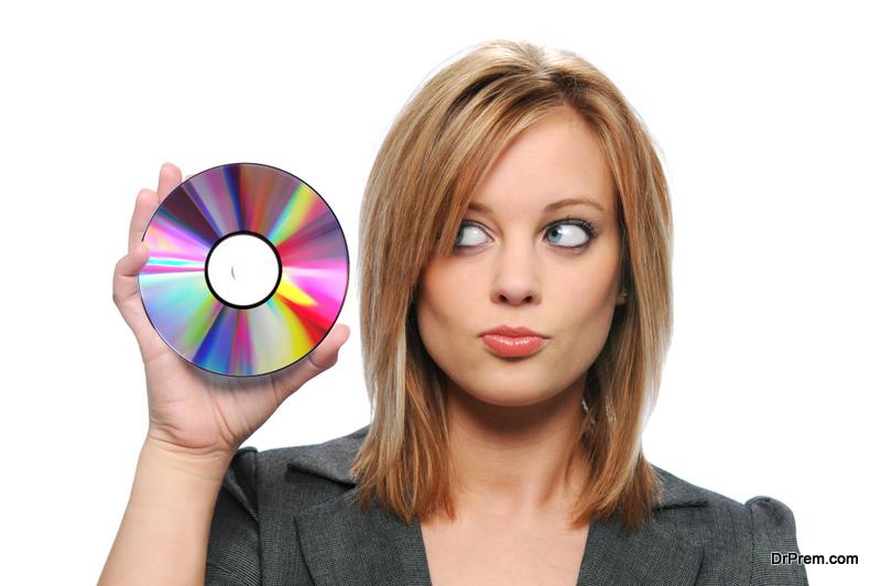 DVDs became obsolete