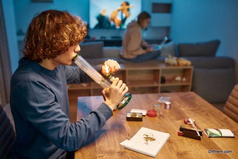 partner struggling with addiction