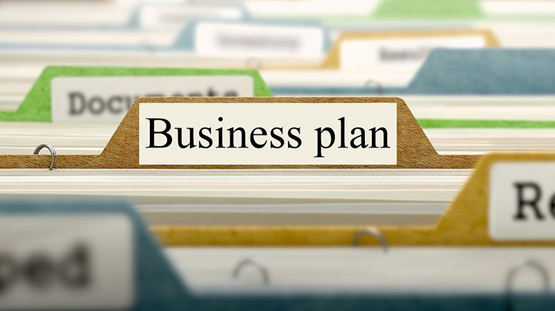Business plan template for startup businesses