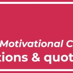 Top Best 35 Race Motivational Captions part II with Texts and Photos