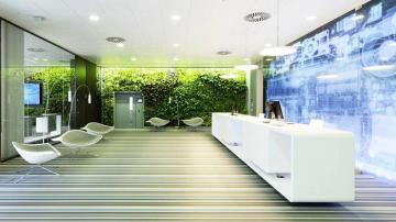 Reception Interior Design Concepts