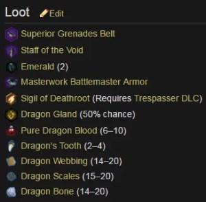 Hivernal Loot