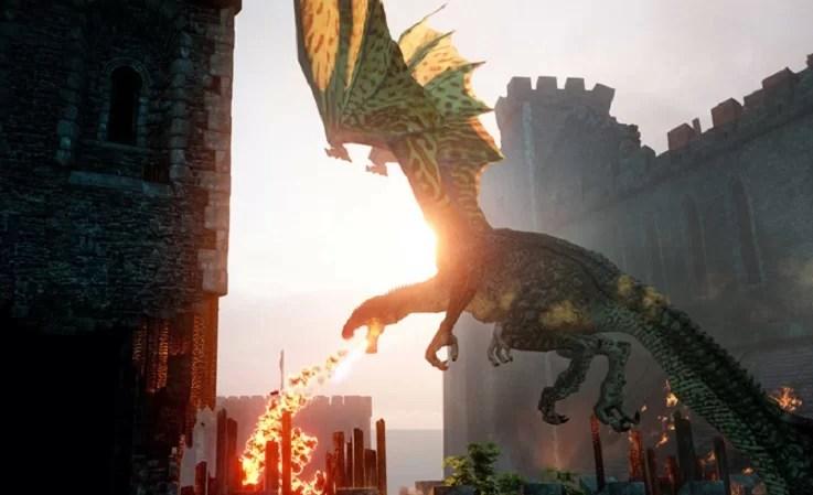 dragon age high dragon fire