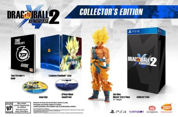 Dragonball Xenoverse 2 Collector's Edition