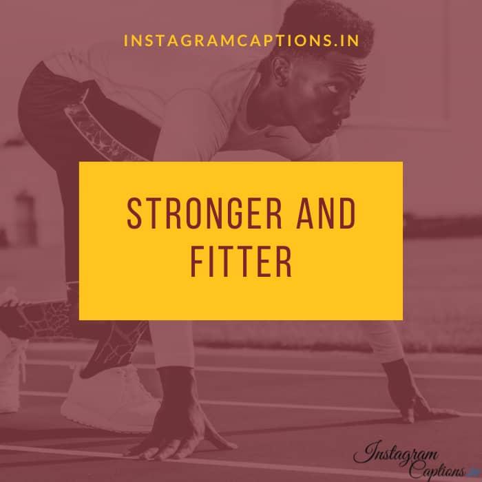 Short Gym Captions for Instagram
