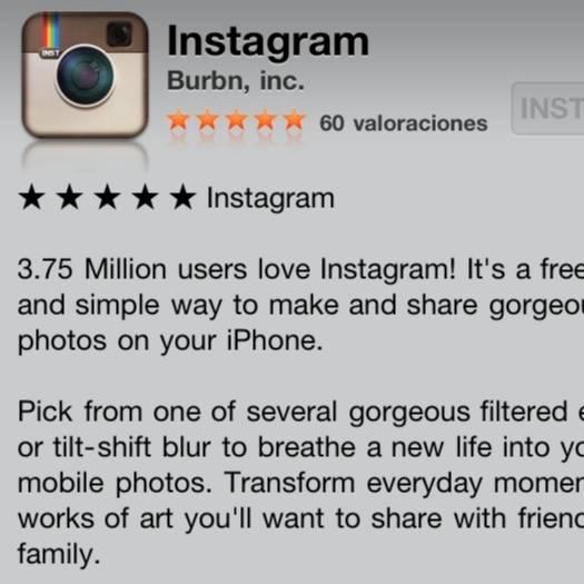 New features on Instagram app