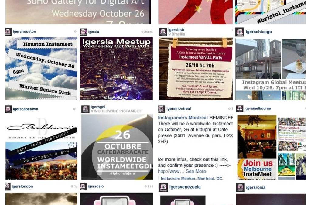 Instameet Worldwide 26th October.