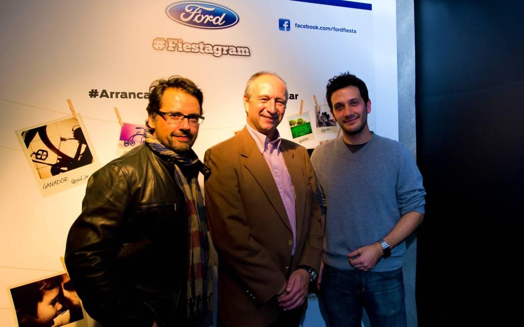 Ford Fiestagram, el evento en Madrid