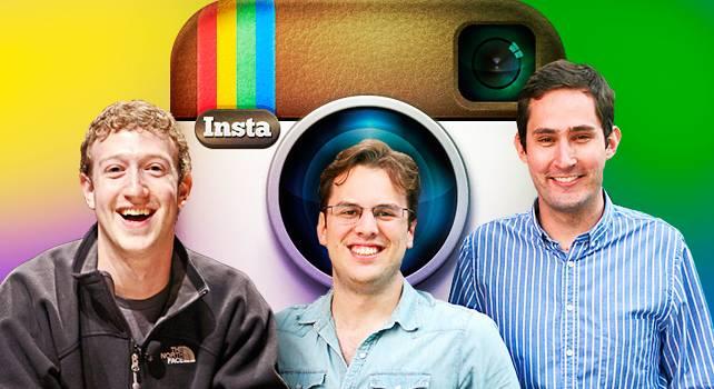 La compra de Instagram por facebook aplazada