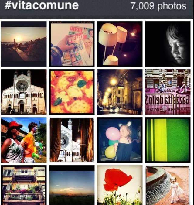 Instalife an Instagramers Reggio Emilia initiative