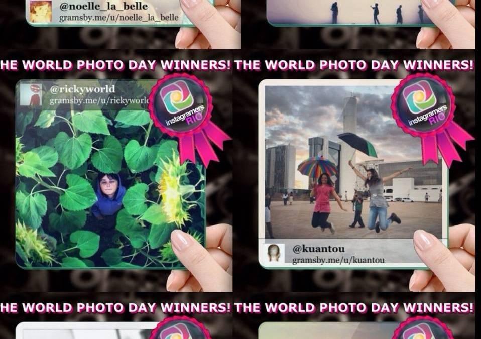 World Photo Day Contest Winners