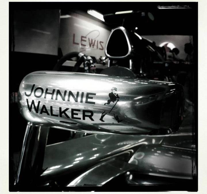 Siguiendo a Button, Hamilton y la Formula 1 en Monza a traves de Instagram