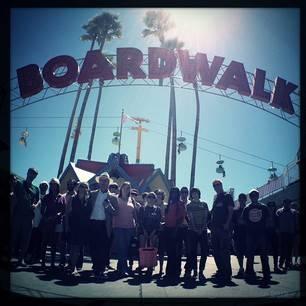Instagramers Silicon Valley Instameet in Santa Cruz Beach Recap
