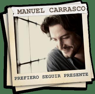 El cantante Manuel Carrasco busca fotos para su próximo Lyric Video en Instagram