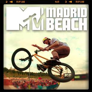 MtvSpain Lanza el Concurso #MadridBeach en Instagram
