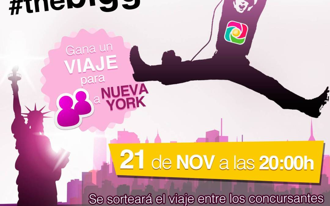 Instagramers Madrid invites you to The Biggest Instameet in Flash Flash Madrid