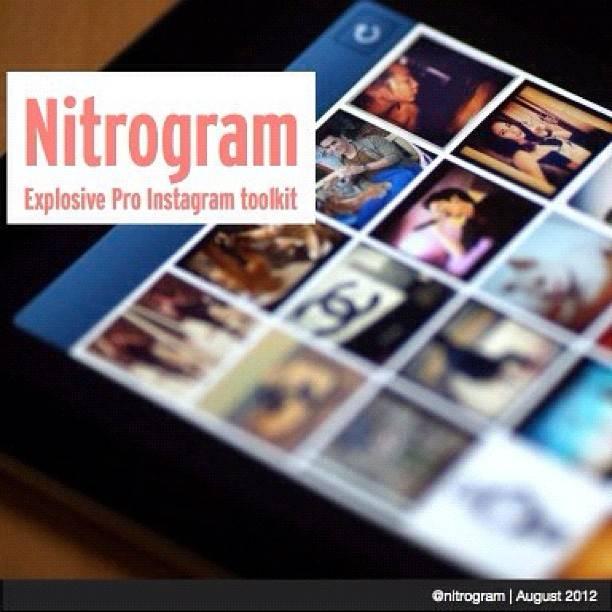 NitroGram helps your Marketing on Instagram