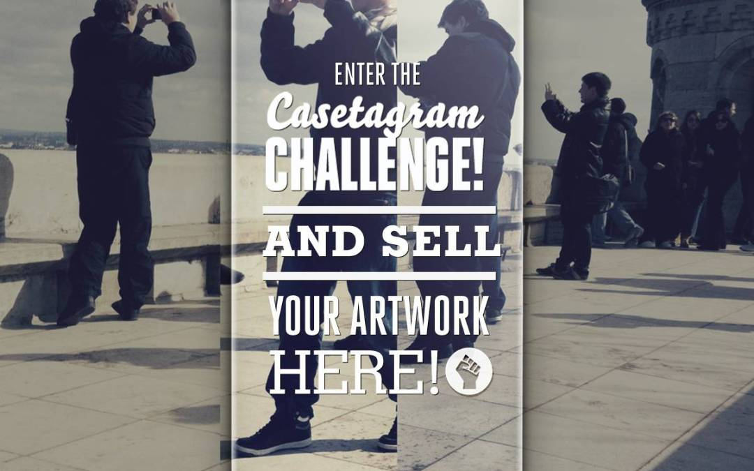 Instagramers are Invited to Become Paid Casetagram Artists