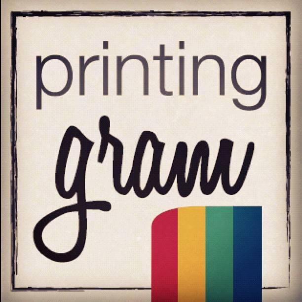 Convierte tus fotos de Instagram con PrintingGram en algo real
