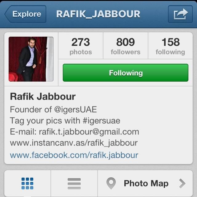 FlashOn Instagramers 1.36: @Rafik_Jabbour