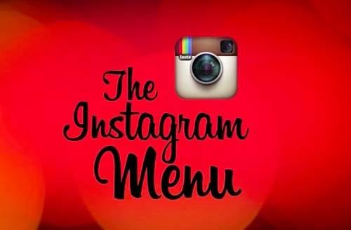 The Instagram Menu Instagram and Restaurant´s Marketing