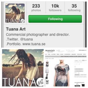 photo instagramers Tuana on Mango Cloth