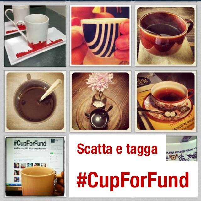 Instagramers get together for the first social crowdfunding experience with Palazzo Madama in Torino: #CupForFund
