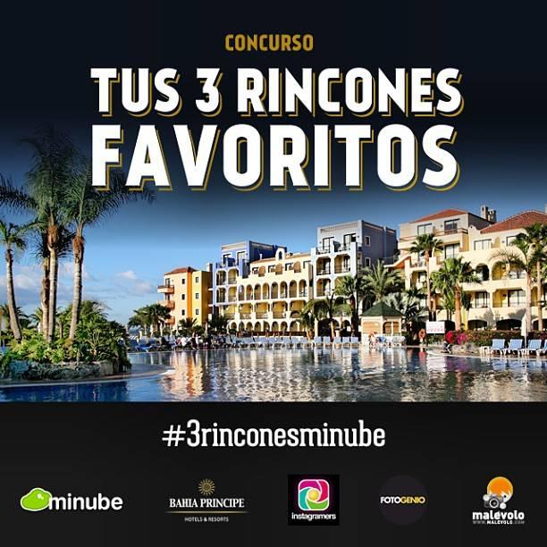 Comparte tus 3 rincones favoritos en la App de MiNUBE y gana un viaje a Tenerife!